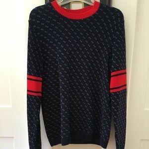 Men's Topman Crewneck Sweater